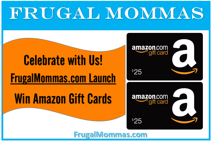 Frugal Mommas - Win Gift Cards
