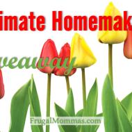 Launch Week Giveaway Celebration: Ultimate Homemaking