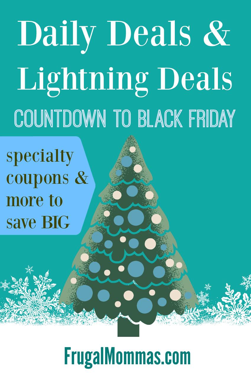 daily deals and lightning deals