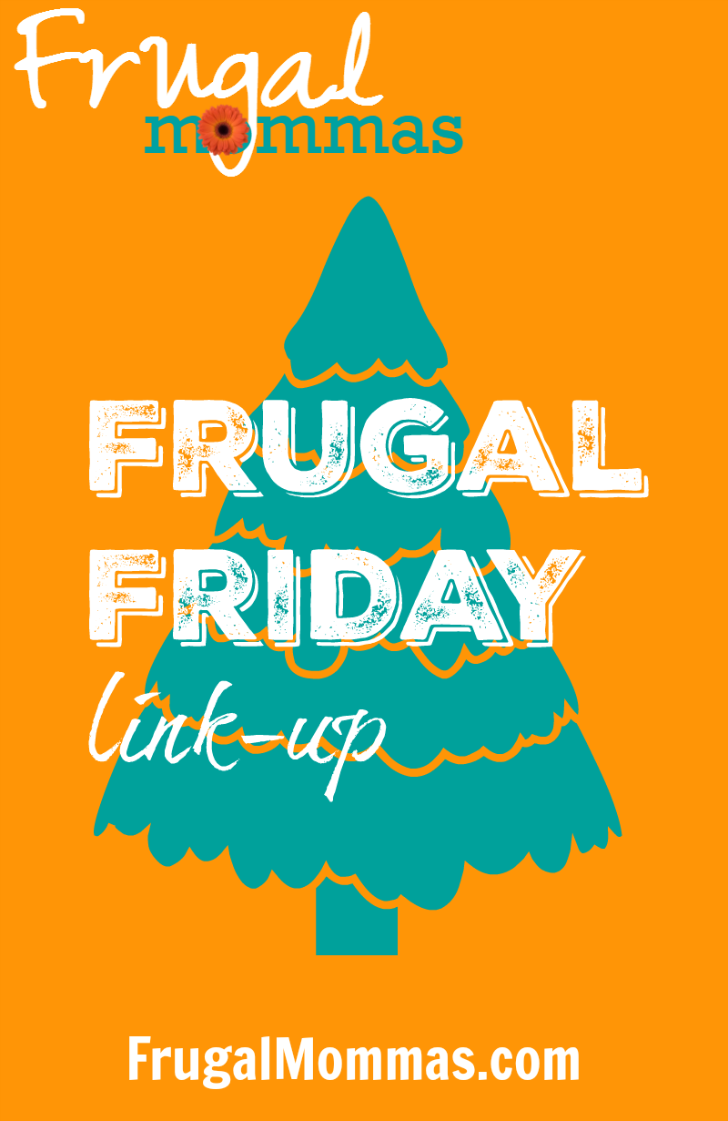 Frugal Friday - Thrifty Home