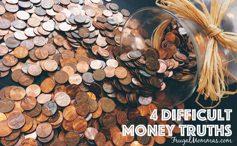 4 difficult money lessons