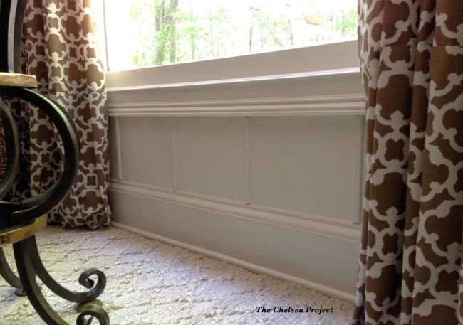 Unbelievable DIY Board and batten - Home Projects Using Glue