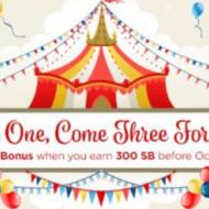 Swagbucks Sign Up Bonus Points – Earn 300 in an Hour