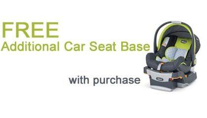 free car seat base