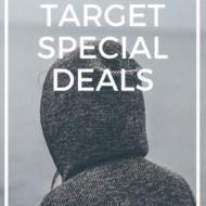 Target Special Deals Beyond Black Friday