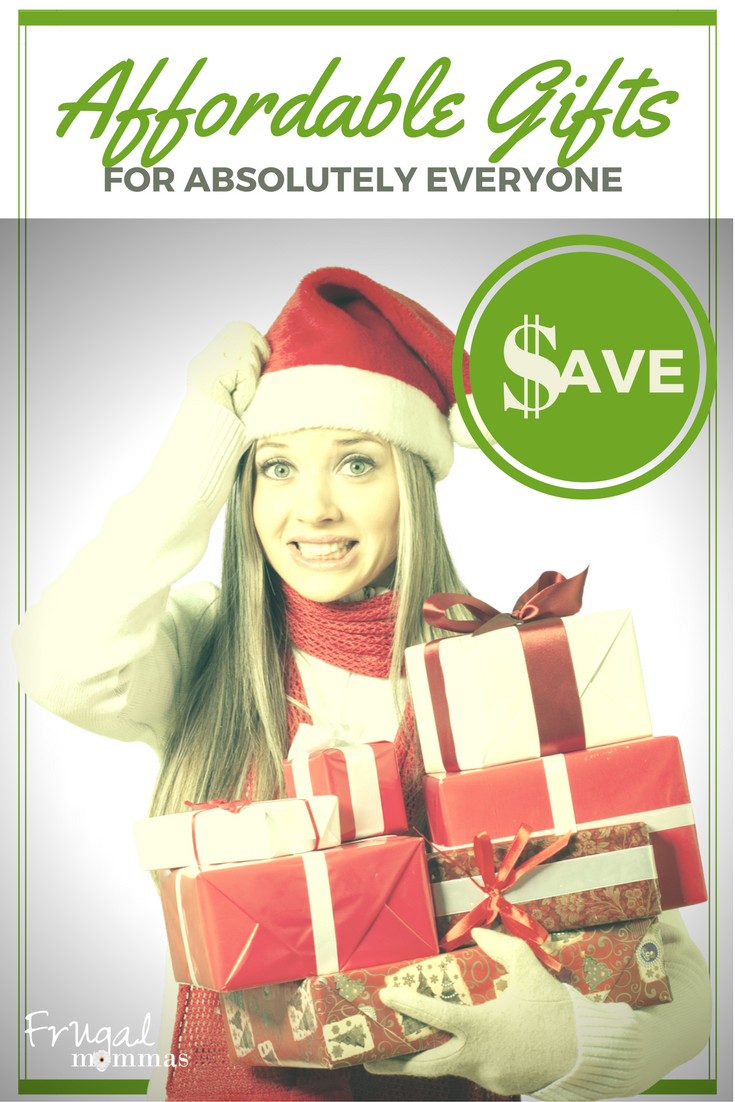 affordable gifts for everyone
