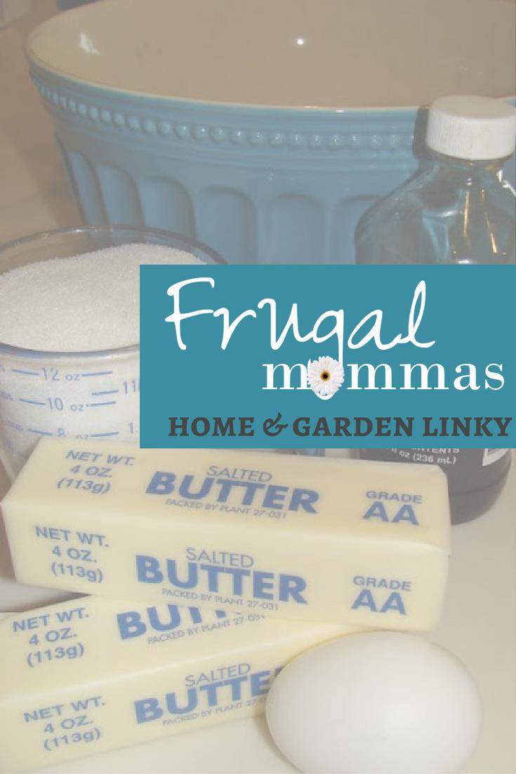 Family Home Garden - Frugal Mommas Home Linky 69