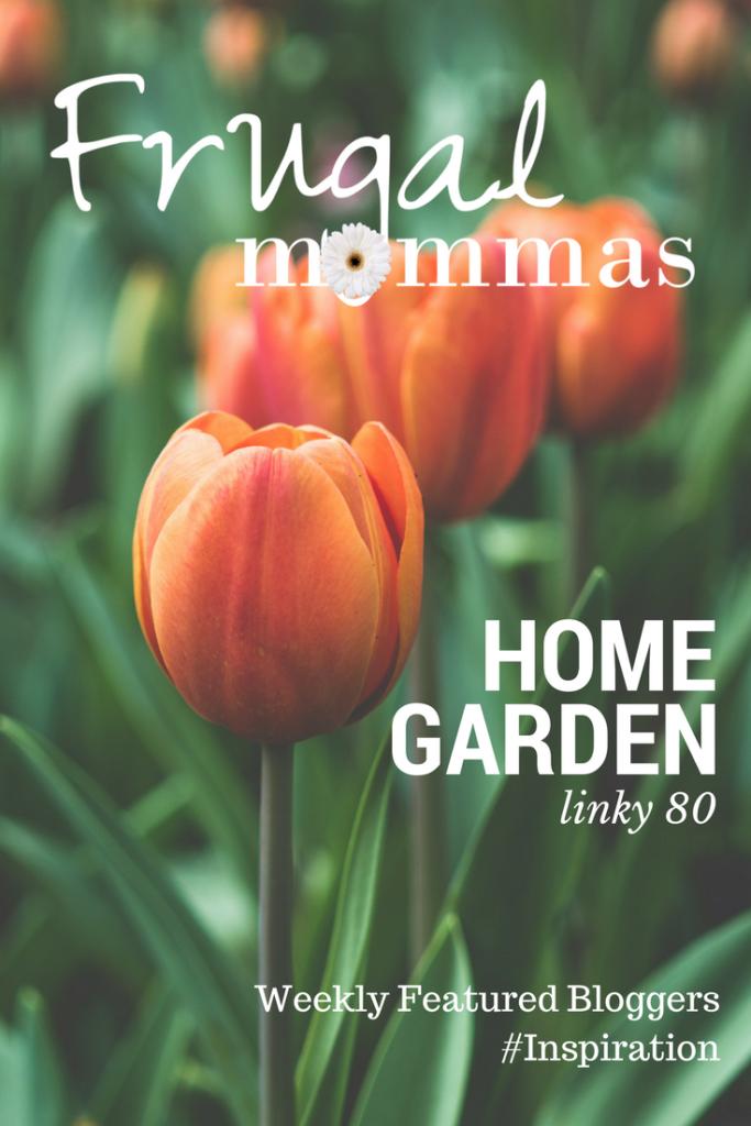 home garden family blog post share