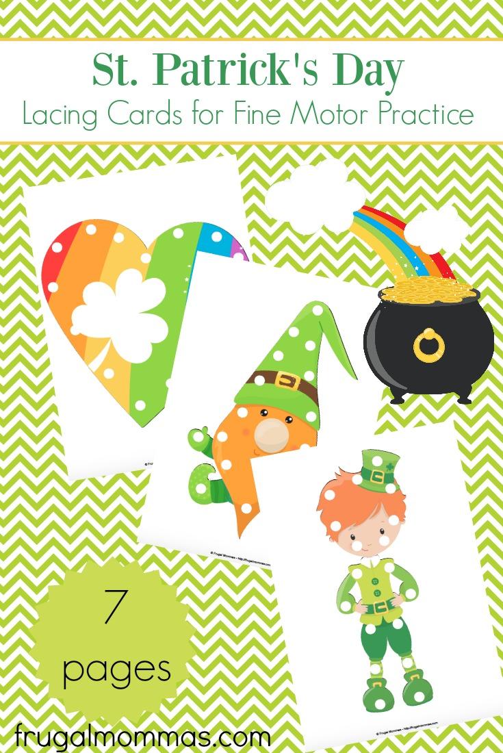 St. Patrick's Day Preschool