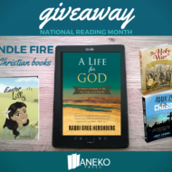 Kindle Fire Giveaway National Reading Month