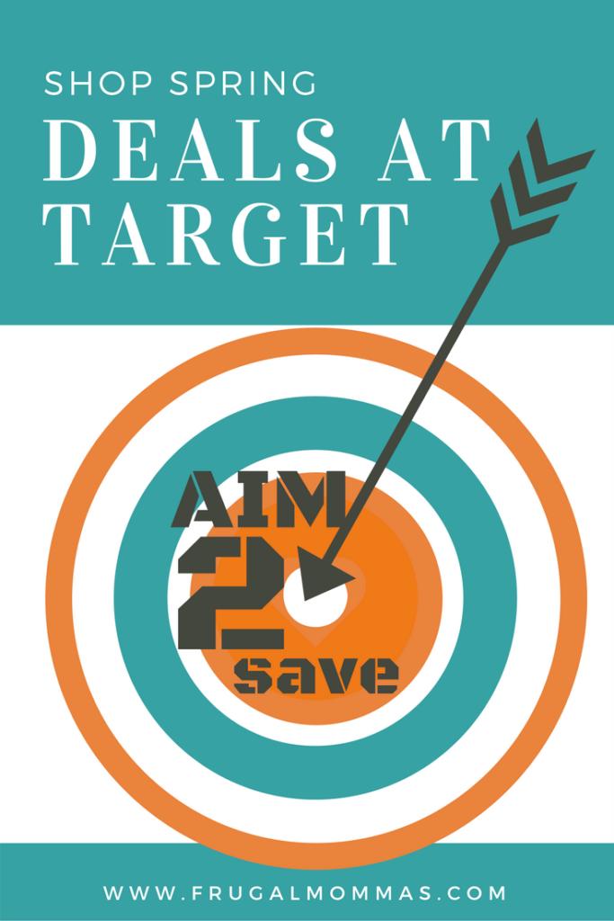 Shop Target Spring Deals