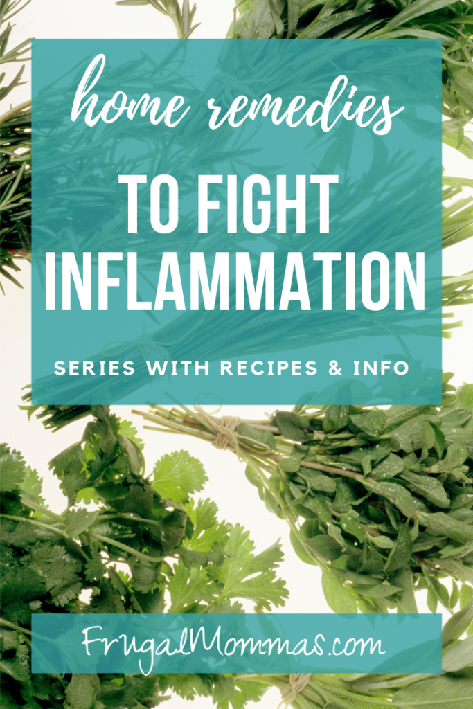 Fight Inflammation with Home Remedies