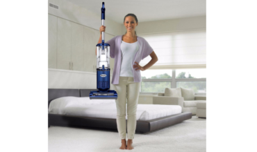 Shark Vacuum Upright Canister